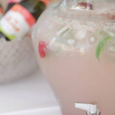 Glassware, Ice Tubs and Drink Dispensers