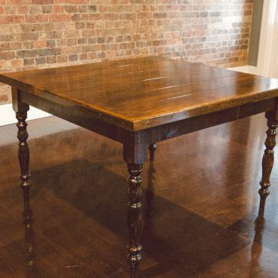 6seaterTimberDiningTable