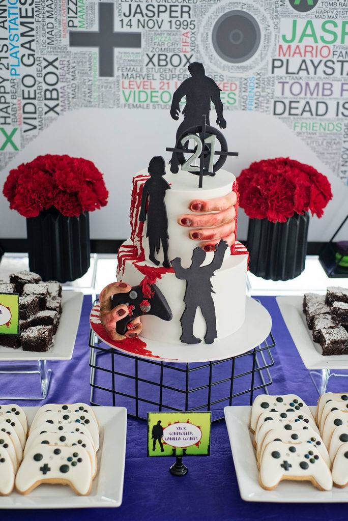 XBOX Gaming Themed 21st