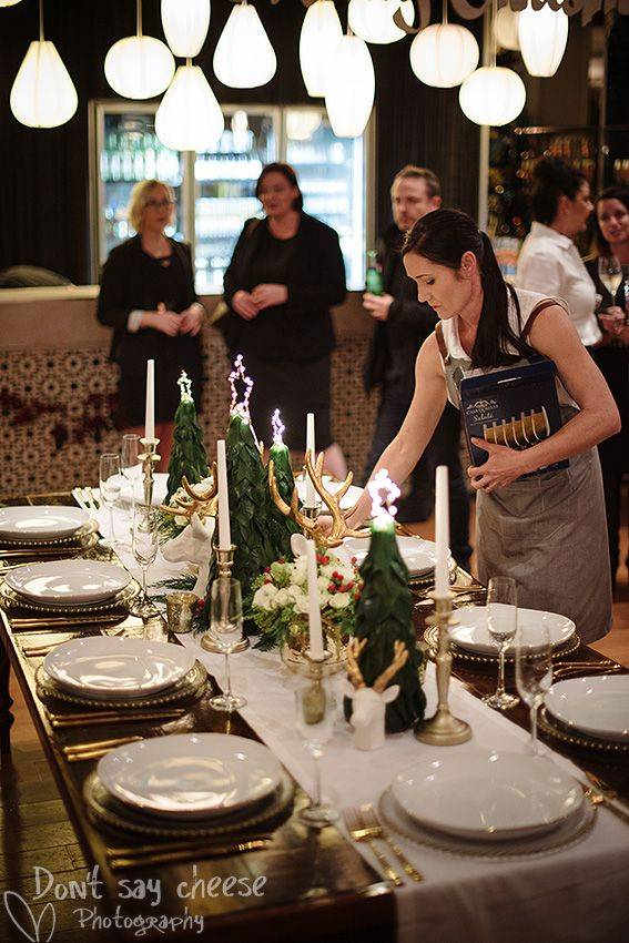 Style Masters - Corporate Christmas Competition at Mirra Events