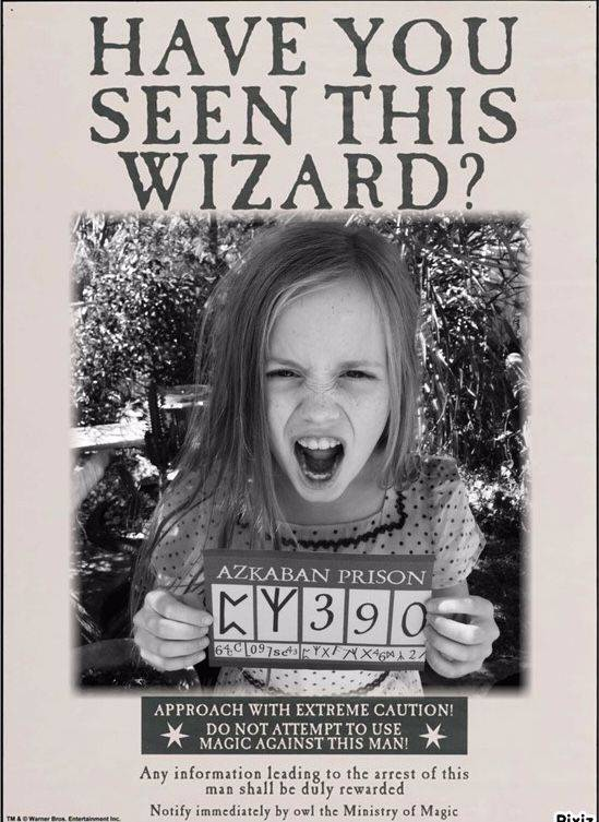Harry Potter themed 10th Birthday Party