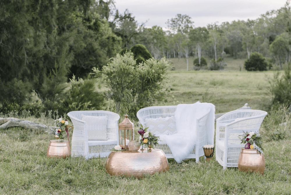 Country Bohemian Styled Shoot - Mt Alford Horse Farm